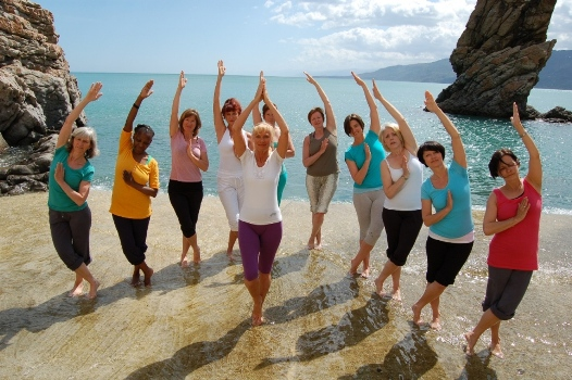 Yoga im Kalura
